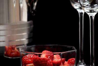 Strawberry aphrodisiac - Fresón de palos